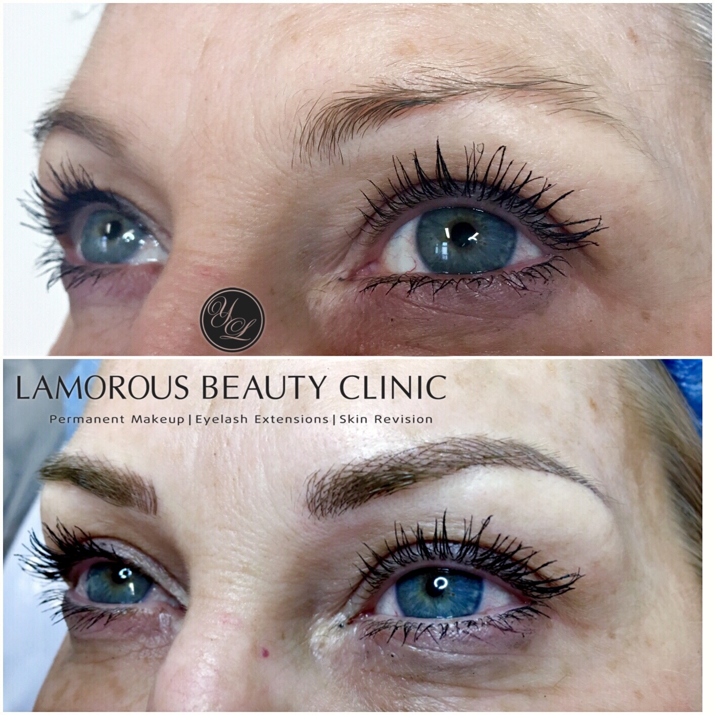 Lamorous Beauty Clinic Microblading Eyebrow Permanent Makeup ...