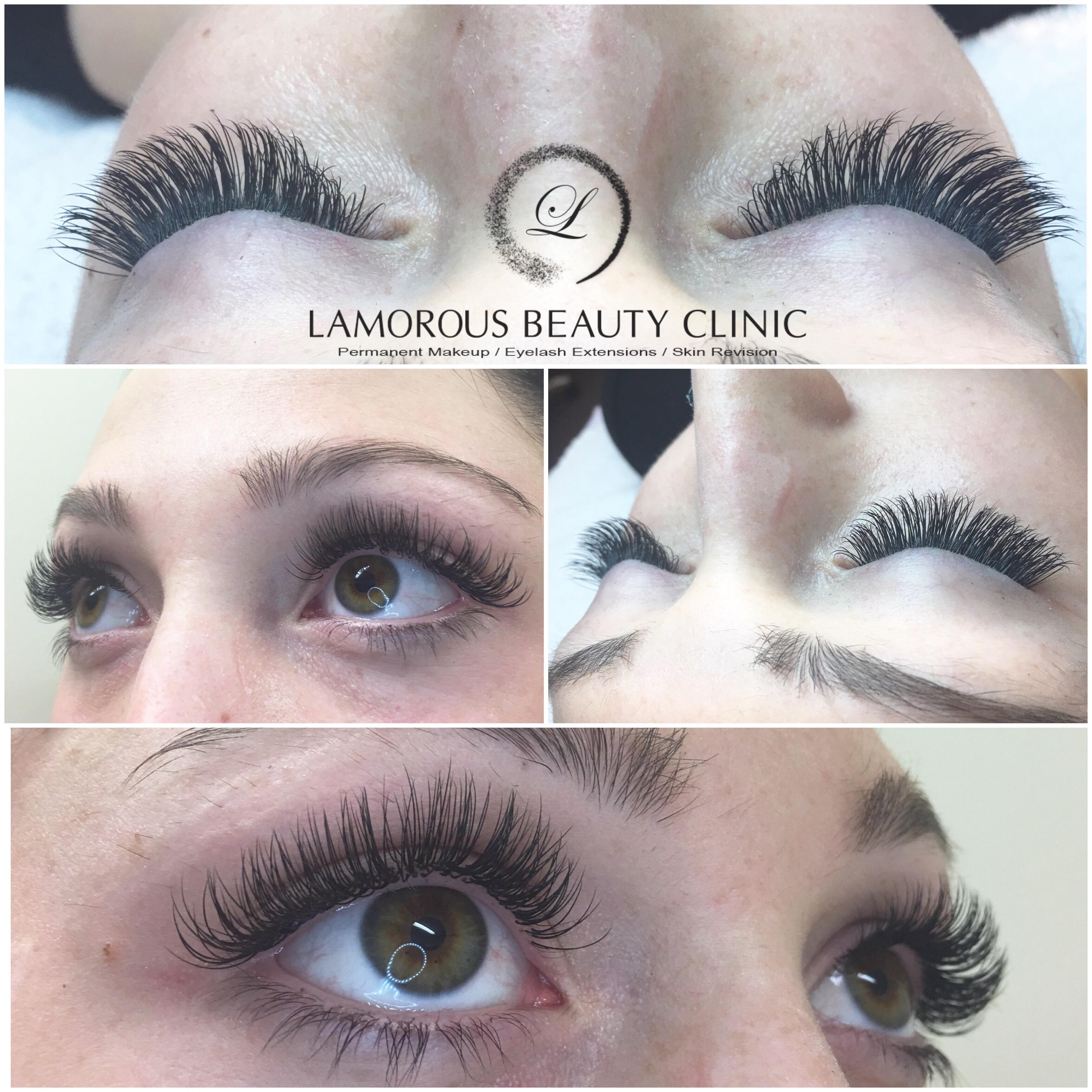 Lamorous Beauty Clinic Eyelash Extensions 22017 Saskatoon
